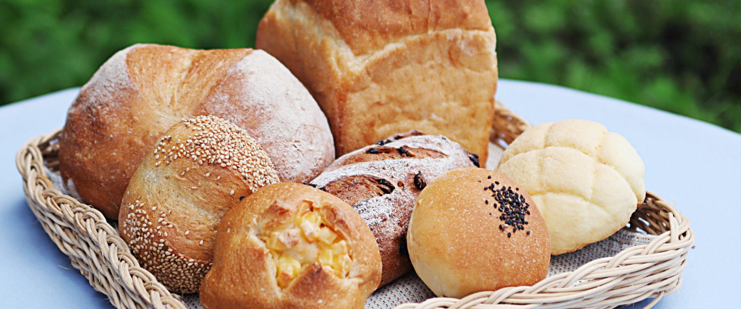 エルベテルのパン・菓子